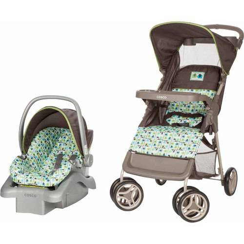 Cosco Lift & Stroll Travel System, Choose Your Pattern