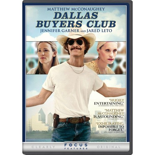 Dallas Buyers Club (Widescreen)