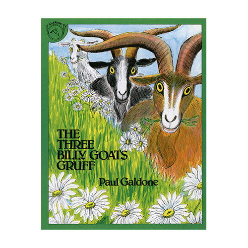 Houghton Mifflin Carry Along Book & Cd The Three