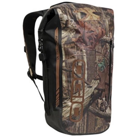 OGIO 123009.239 All Elements Roll Top Backpack - Mossy Oak Country