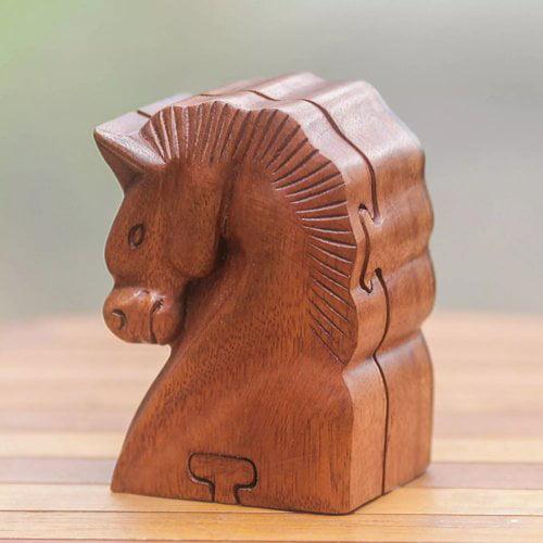 Bloomsbury Market Altieri Sumba Horse Bust by