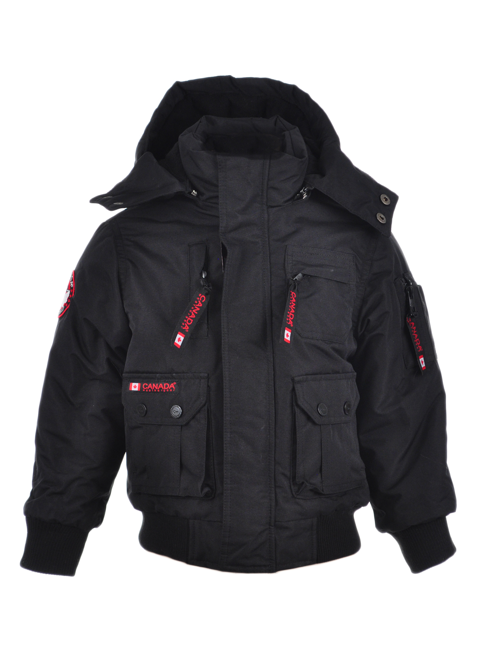 Canada Weather Gear Boys' Insulated Jacket