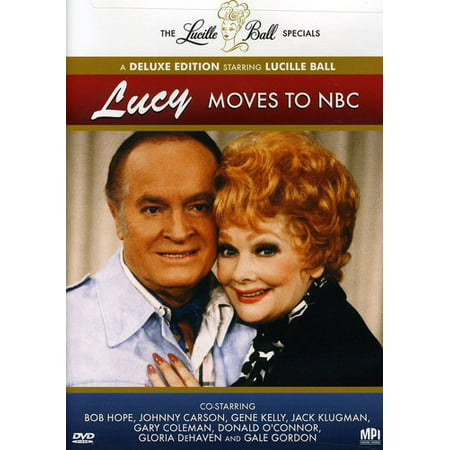 The Lucille Ball Specials: Lucy Moves to NBC (DVD) - Lucille Ball Halloween