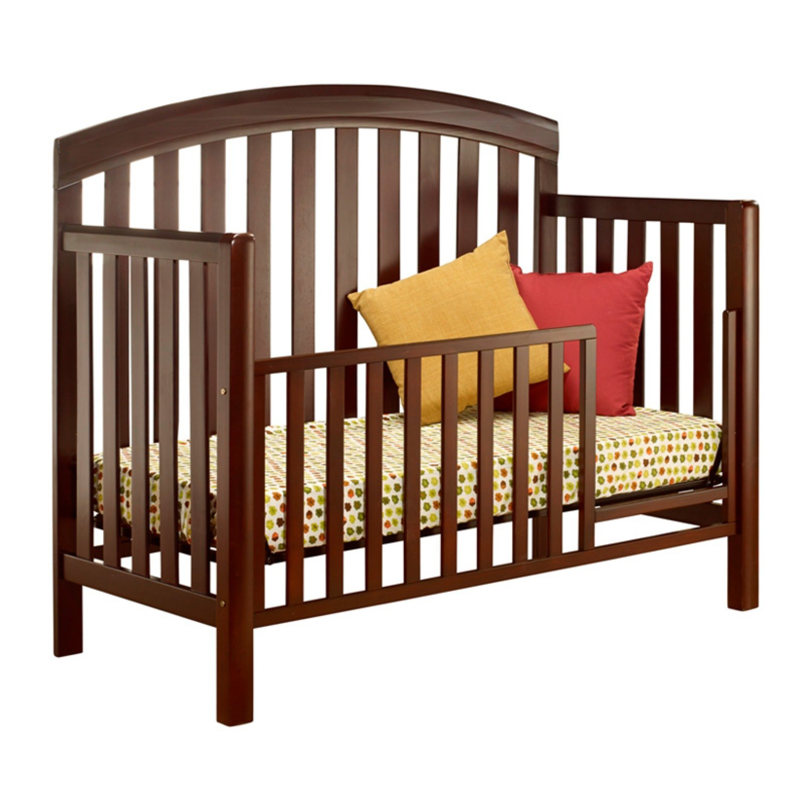 Sorelle Florence 4-in-1 Crib & Changer