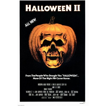Halloween 2 The Nightmare Isnt Over Movie Poster (11 x - The Halloween Movie