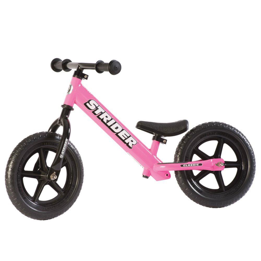 STRIDER 12 Classic Balance Bike, Pink by Strider