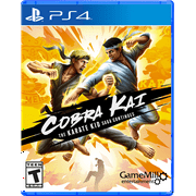 Cobra Kai Karate Kid Saga, GameMill, PlayStation 4, 856131008251