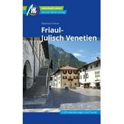 Friaul-Julisch Venetien Reiseführer Michael Müller Verlag - eBook