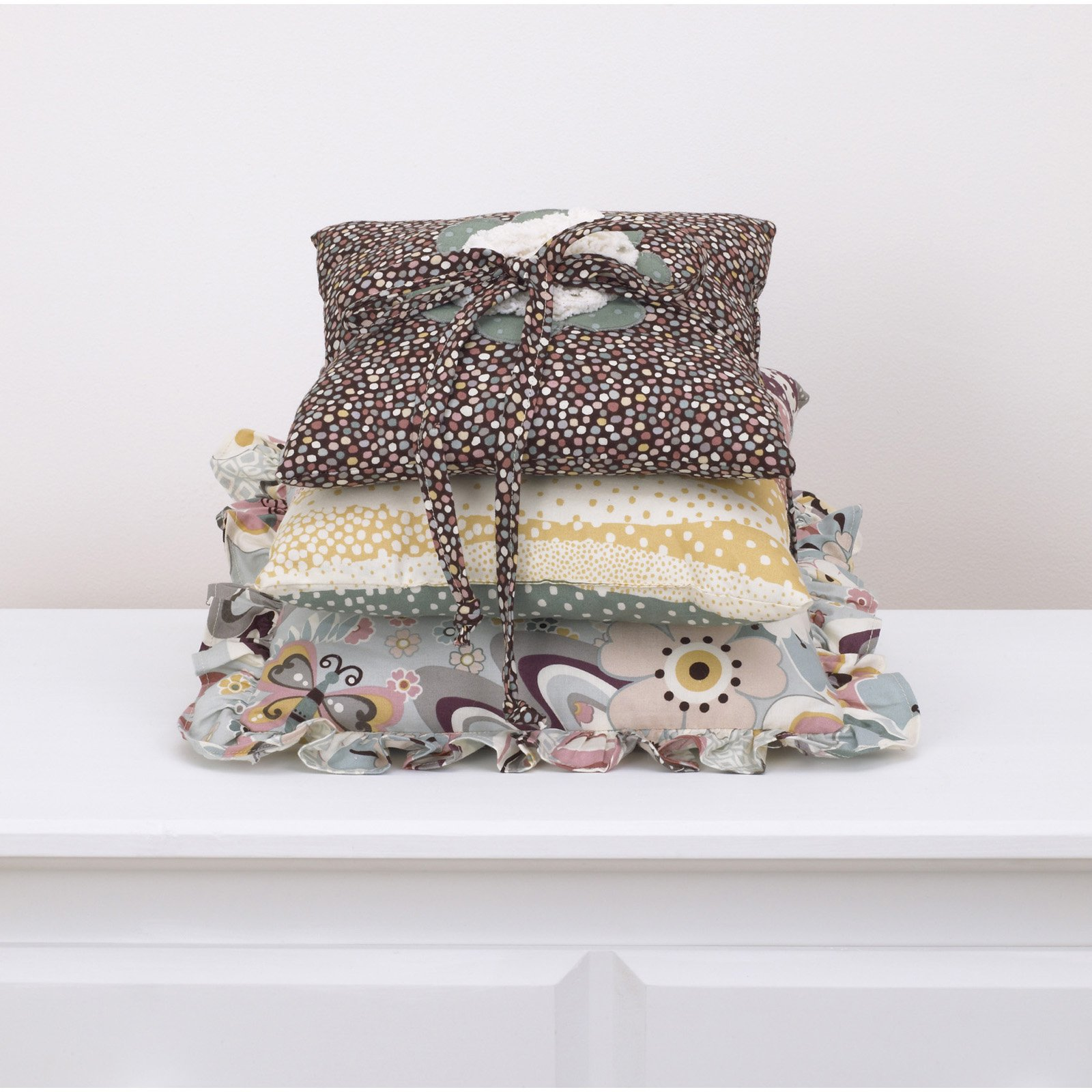 Cotton Tale Designs Penny Lane 3 Piece Decorative Pillow