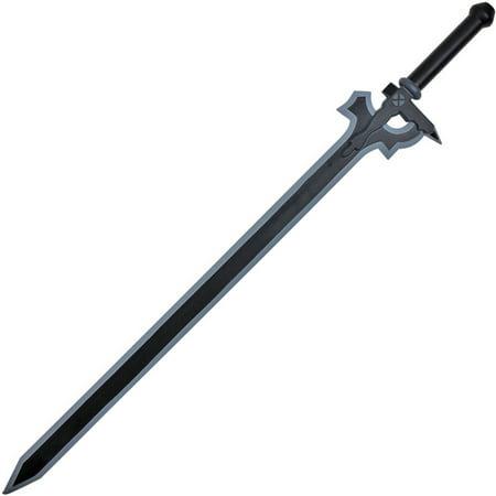 Sword Art Online: Kirito Elucidator Cosplay Foam Replica Sword - Sai Swords