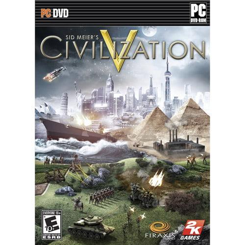 Civilization V: Sid Meier (PC)