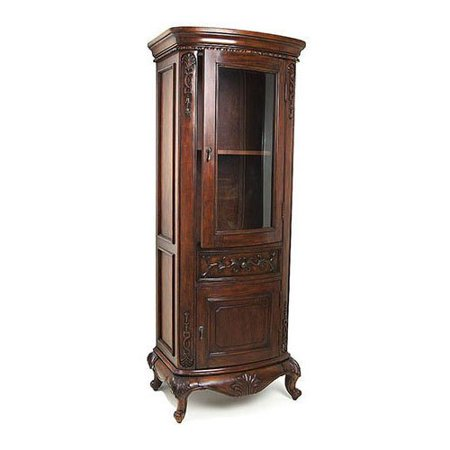 Lido Bathroom Display Curio Cabinet