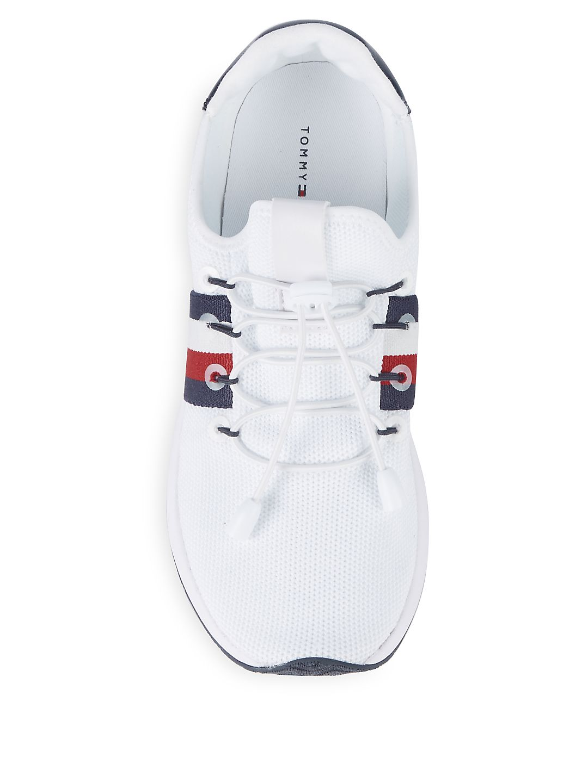 6d76ad5ece1341 Tommy Hilfiger - Rhena Mesh-Knit Sneakers - Walmart.com