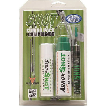 .30-06 Snot Lube 3 Pack thumbnail