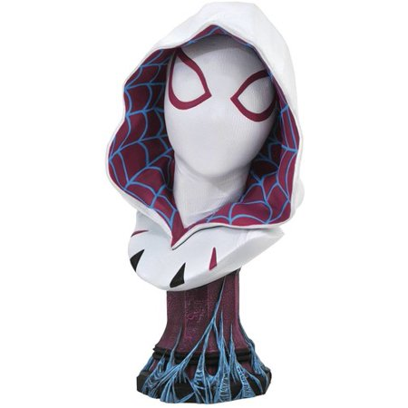 Legends In 3D Marvel Spider-Gwen Comic 1/2 Scale Bust Marvel Comics Mini Bust