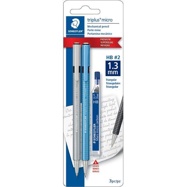 Staedtler-Mars 77413SBKA6 Triplus Mechanical Pencil