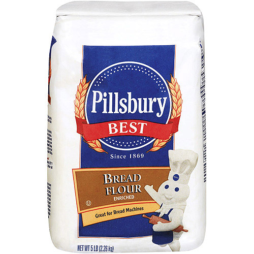 Pillsbury Bread Flour 5 lb