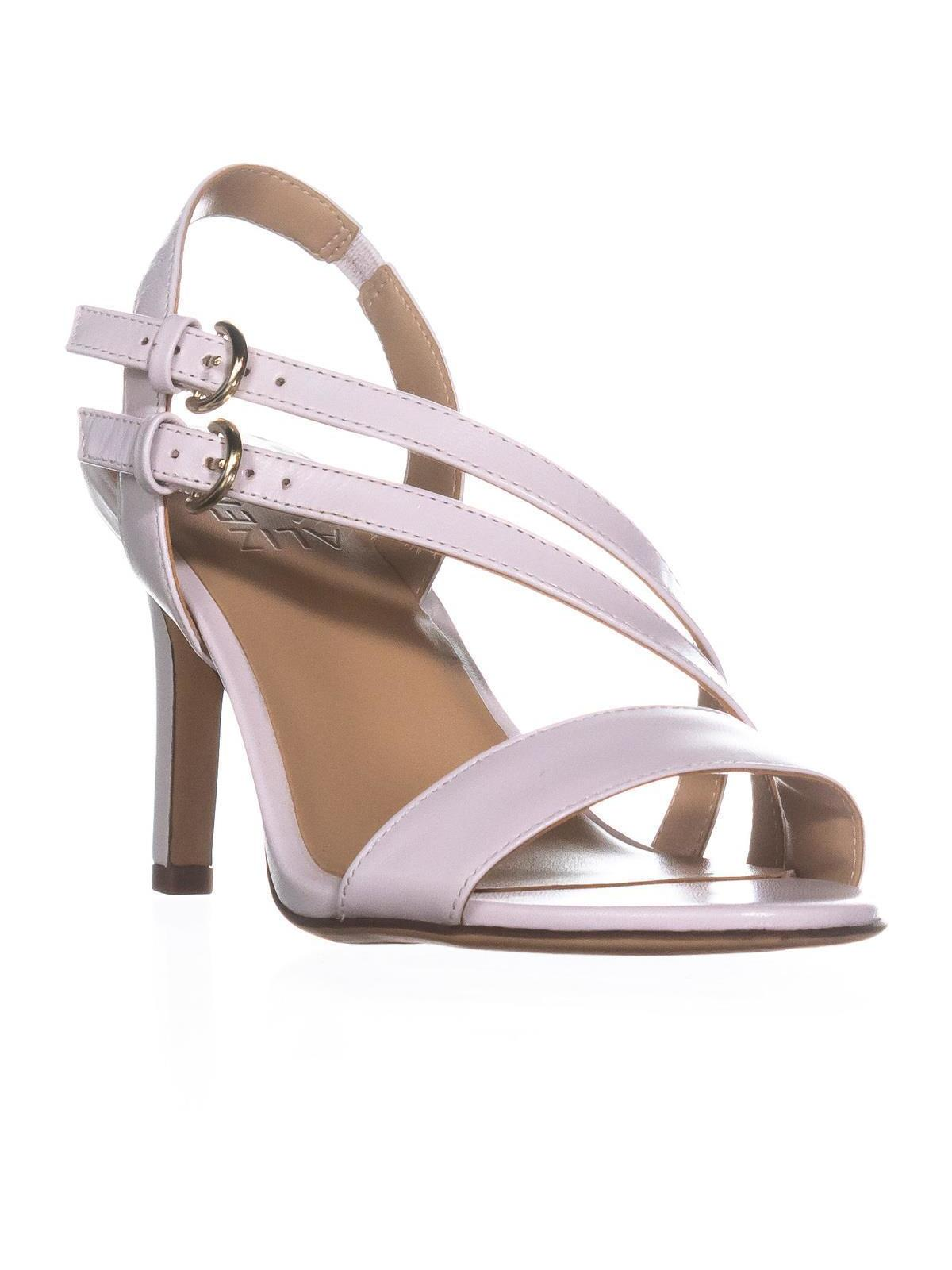 Womens Naturalizer Kayla Double Strap Slingback Sandals, Alabaster by Naturalizer
