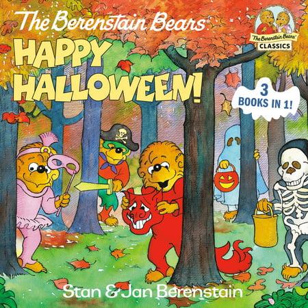 Happy Halloween Noises (The Berenstain Bears Happy Halloween!)