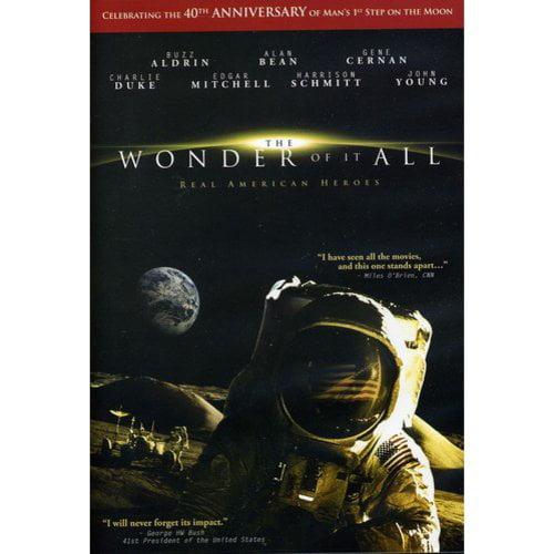 Wonder Of It All (Widescreen)