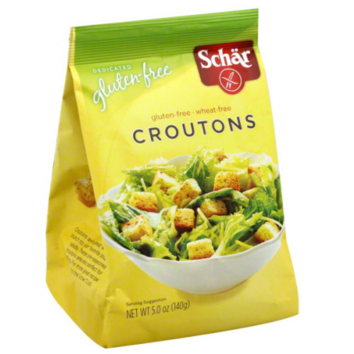 Schar Croutons, 5.0, (Pack of 6)