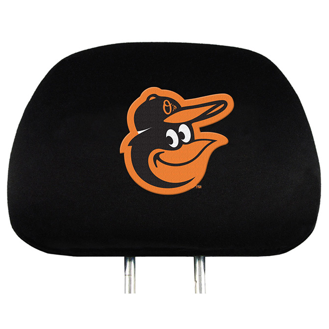 MLB Baltimore Orioles Headrest Covers