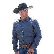 Cinch Western Shirt Mens Long Sleeve Modern Button Blue MTW1330020