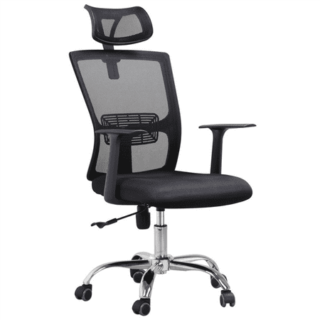 High Back Mesh Office Chair Ergonomic Mesh Computer Desk Task Chair