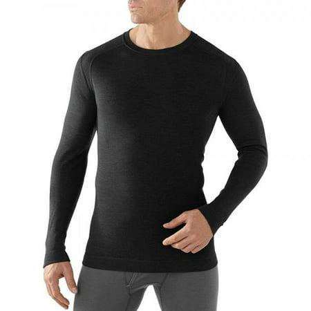 Smartwool Men's NTS Mid 250 Crew Top Black T-Shirt XL
