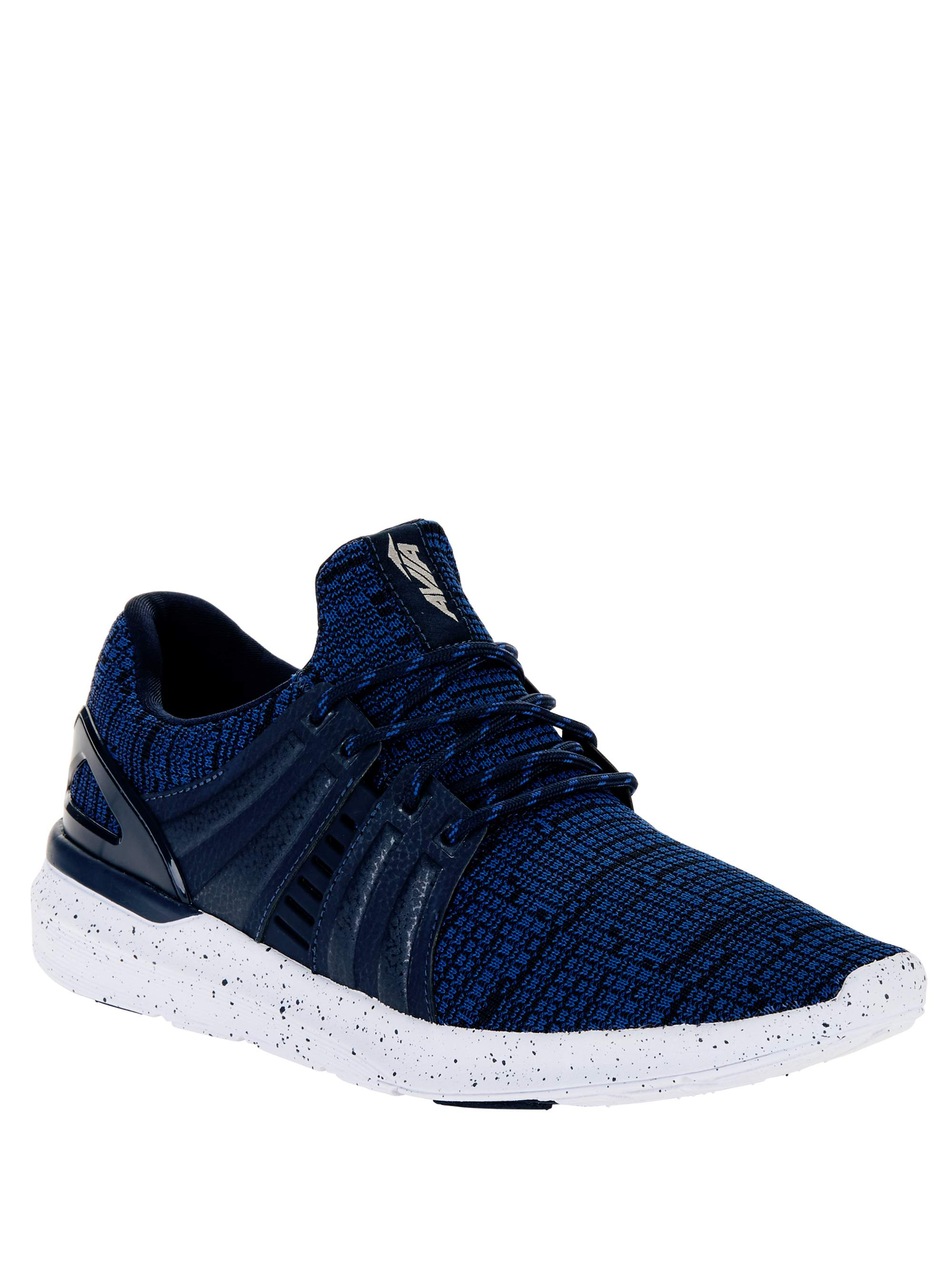 Caged Knit Athletic Shoes