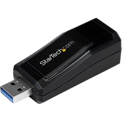 StarTech USB 3.0 to Gigabit Ethernet NIC Network Adapter