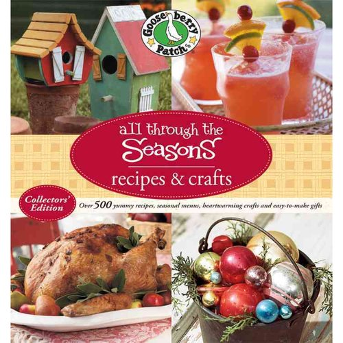 All Through the Seasons: Recipes & Crafts