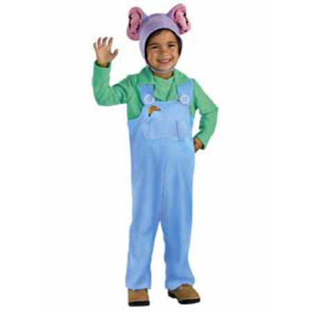 Koala Brothers Frank Toddler Costume Medium 3-4T - Brother And Baby Sister Halloween Costumes