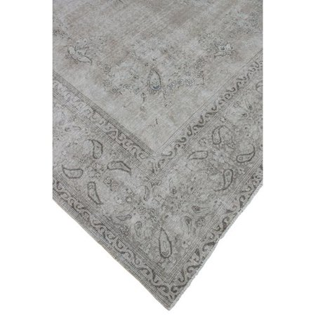 356d6bd6c7 17 Stories One-of-a-Kind Adah Vintage Distressed Hand Knotted Wool Beige  Area Rug - Walmart.com