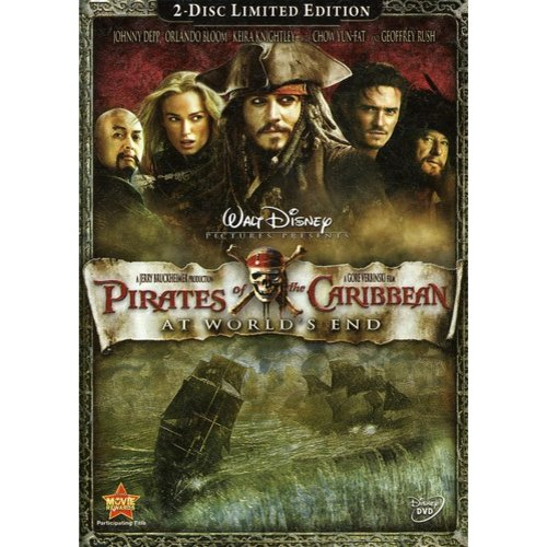 Pirates of the Caribbean: At World's End [Special Edition] [2 Discs] (Widescreen, Special Edition)