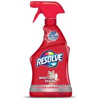 Resolve Carpet Cleaner Spray Spot & Stain Remover, 22oz