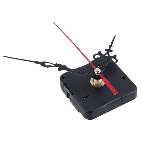 Professional Mute Hands Quartz Clock Movement Mechanism