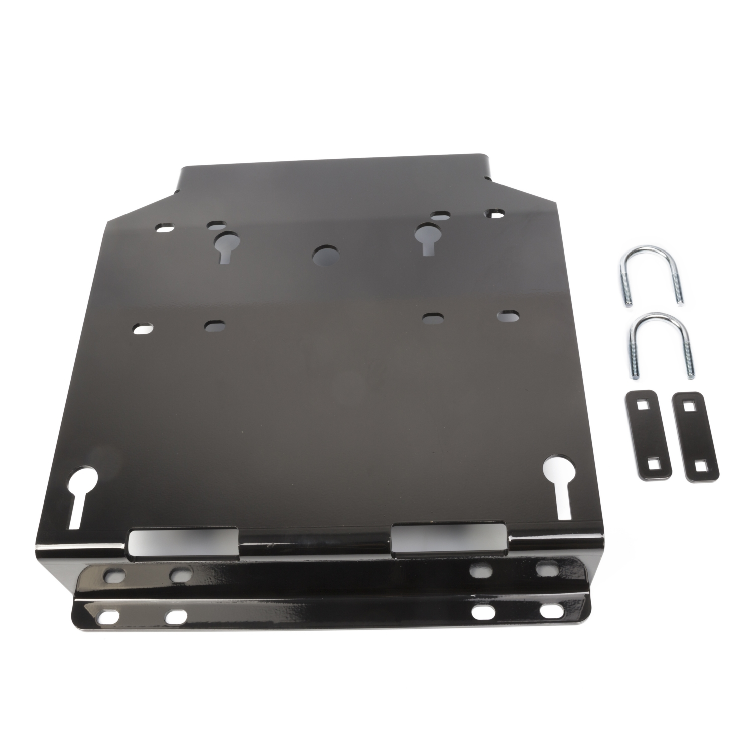 CLICK N GO CNG 2 Snow Plow Bracket for UTV Black  #374373