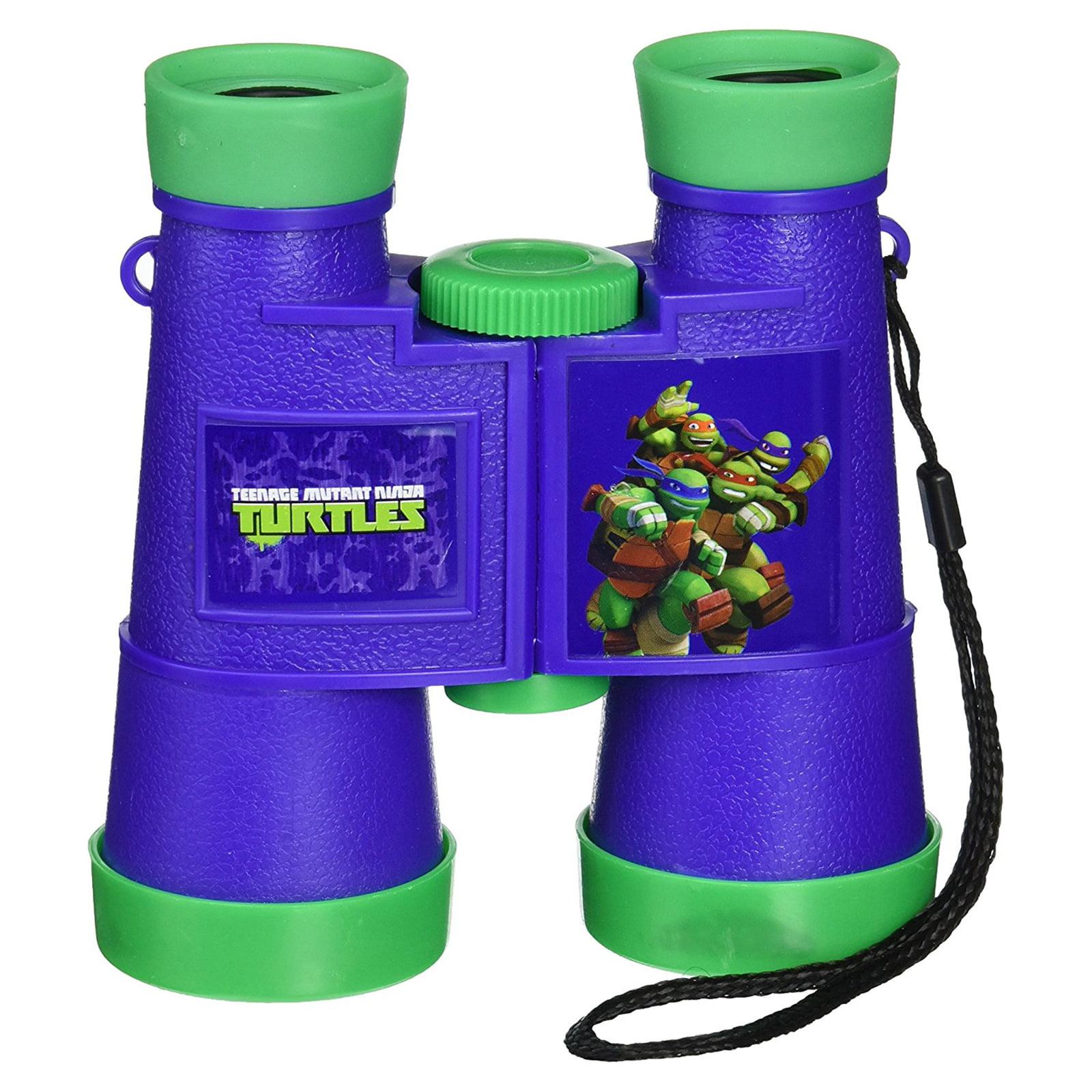 Teenage Mutant Ninja Turtles 7x35 Binoculars by Nickelodeon