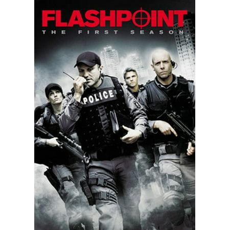 Flashpoint: The First Season (DVD) ()