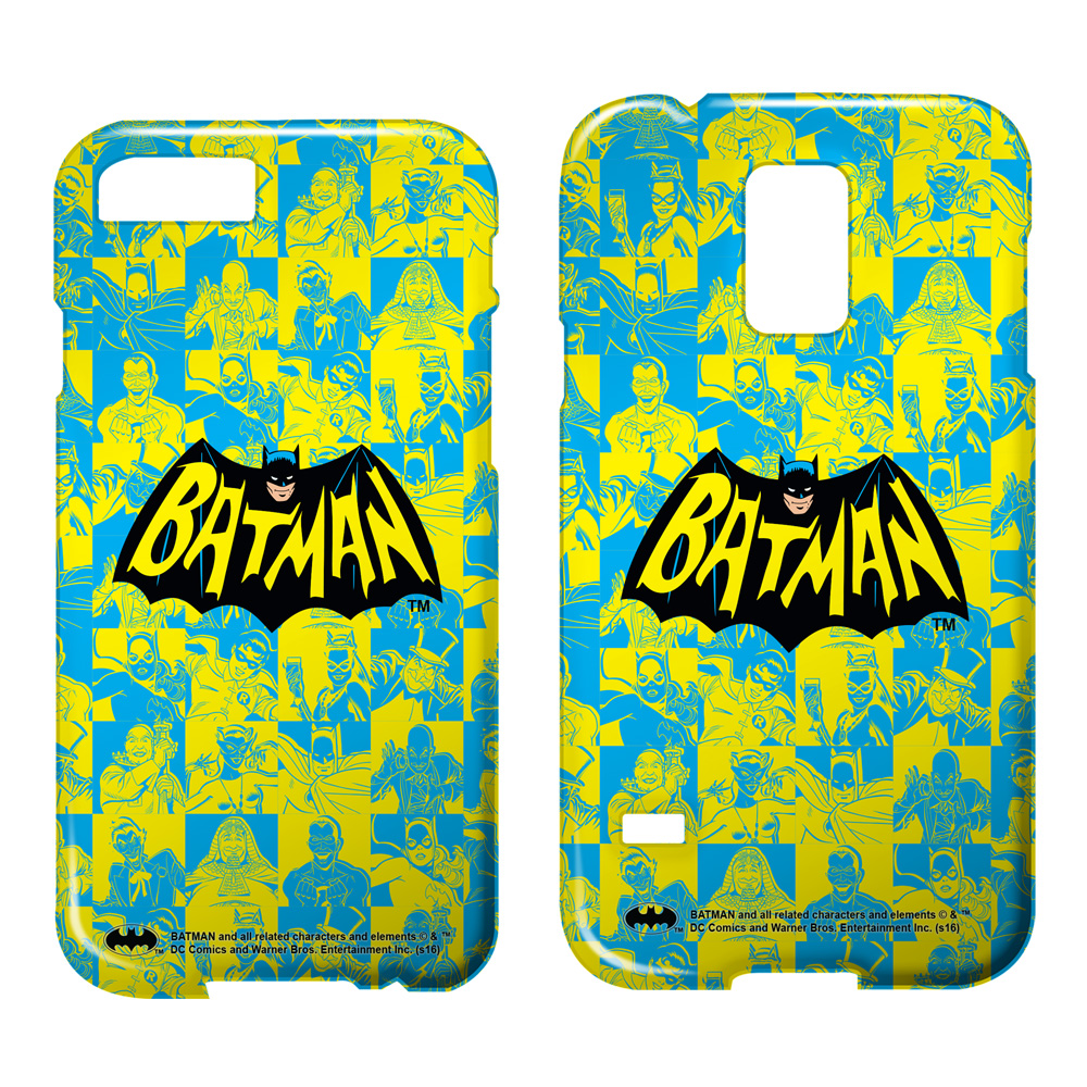 Batman Classic Tv Classic Tv Show Logo Smartphone Case Barely There (Iphone 5)