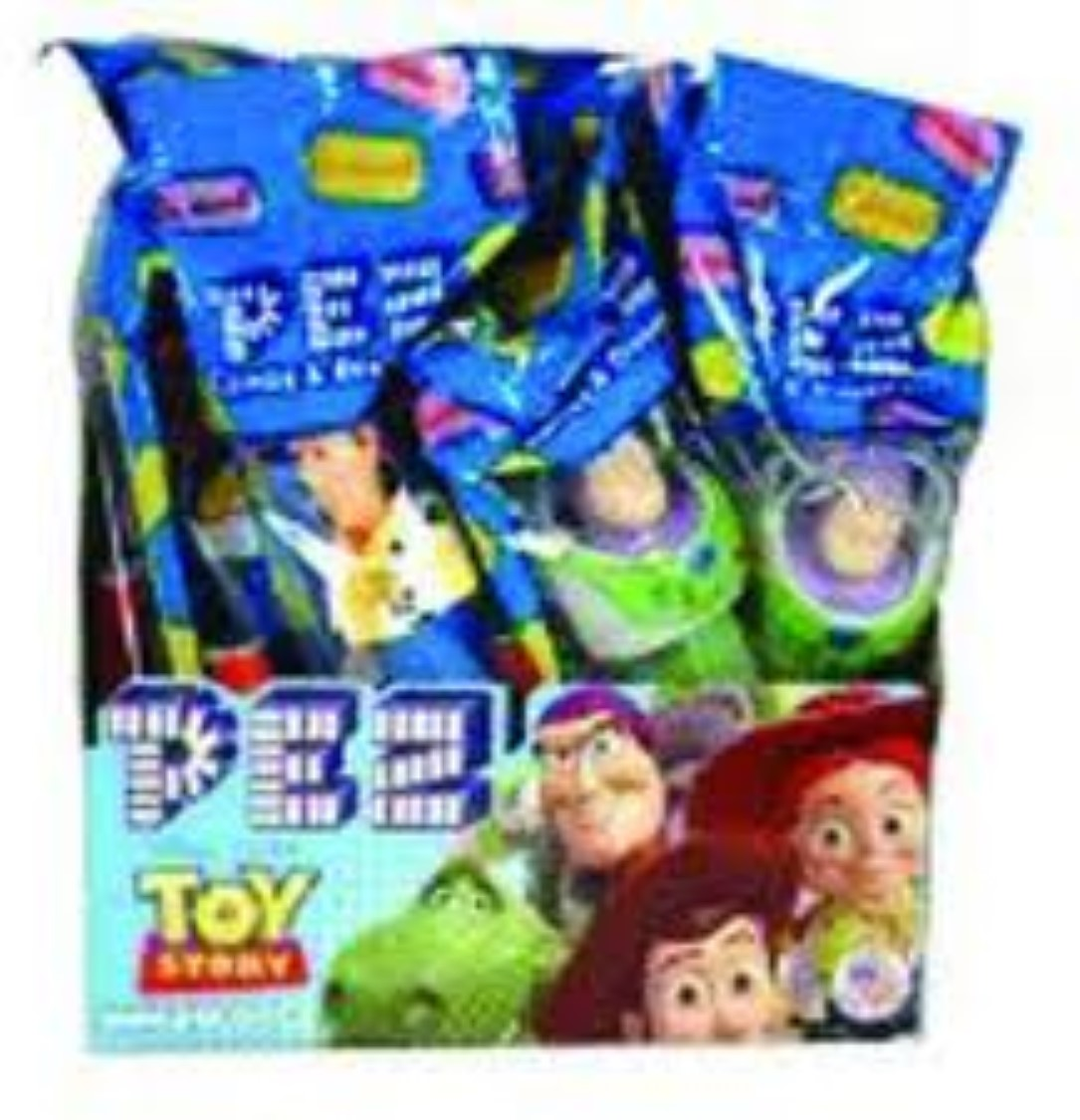 6 Pack - PEZ Toy Story Assorted, 12 ea