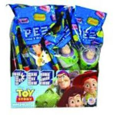 PEZ Toy Story Assorted, 12 ea