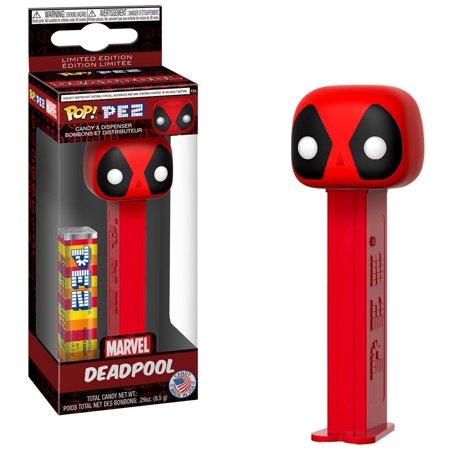 FUNKO POP! PEZ: Marvel - Deadpool