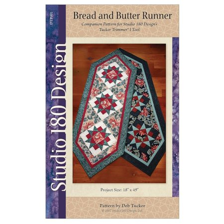 Halloween Table Runner Quilt Patterns (Pattern, Bread and Butter Table Runner 18