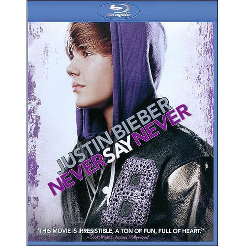 Justin Bieber: Never Say Never (Blu-ray) (Widescreen)