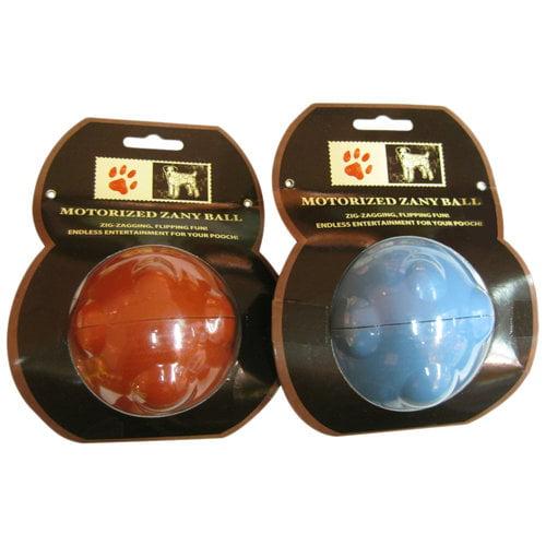 Zany Ball Dog Toy