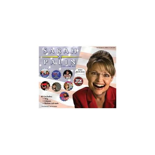 Costumes For All Occasions Elx1026 Governor Sarah Palin Kit