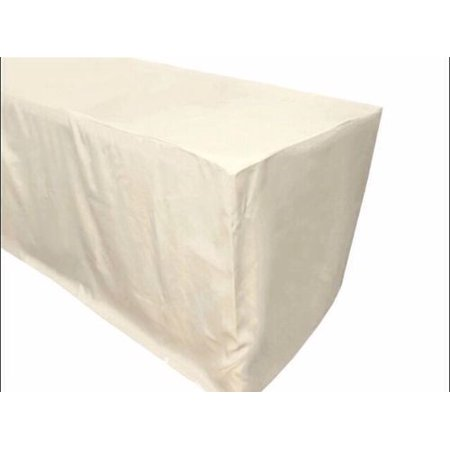 5' ft. Fitted Table Cover WATERPROOF Table Cover Patio Shows Outdoor 10 Colors