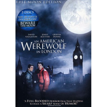 American Werewolf in London [Full Moon Edition] - Halloween Werewolf Of London